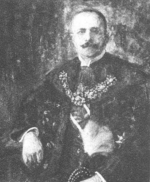 Béla Serényi
