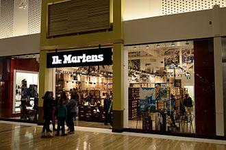 Dr. Martens - Dr. Martens in Vaughan Mills