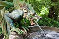 Dragon fountain, Imbiah Lookout, Sentosa, Singapore - 20090908.jpg