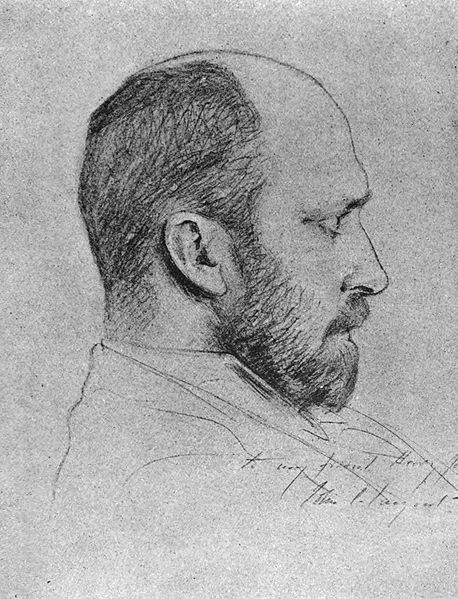 File:Drawing of Henry James.jpg