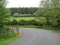 Draycote Water perimeter road bend - geograph.org.uk - 1297469.jpg