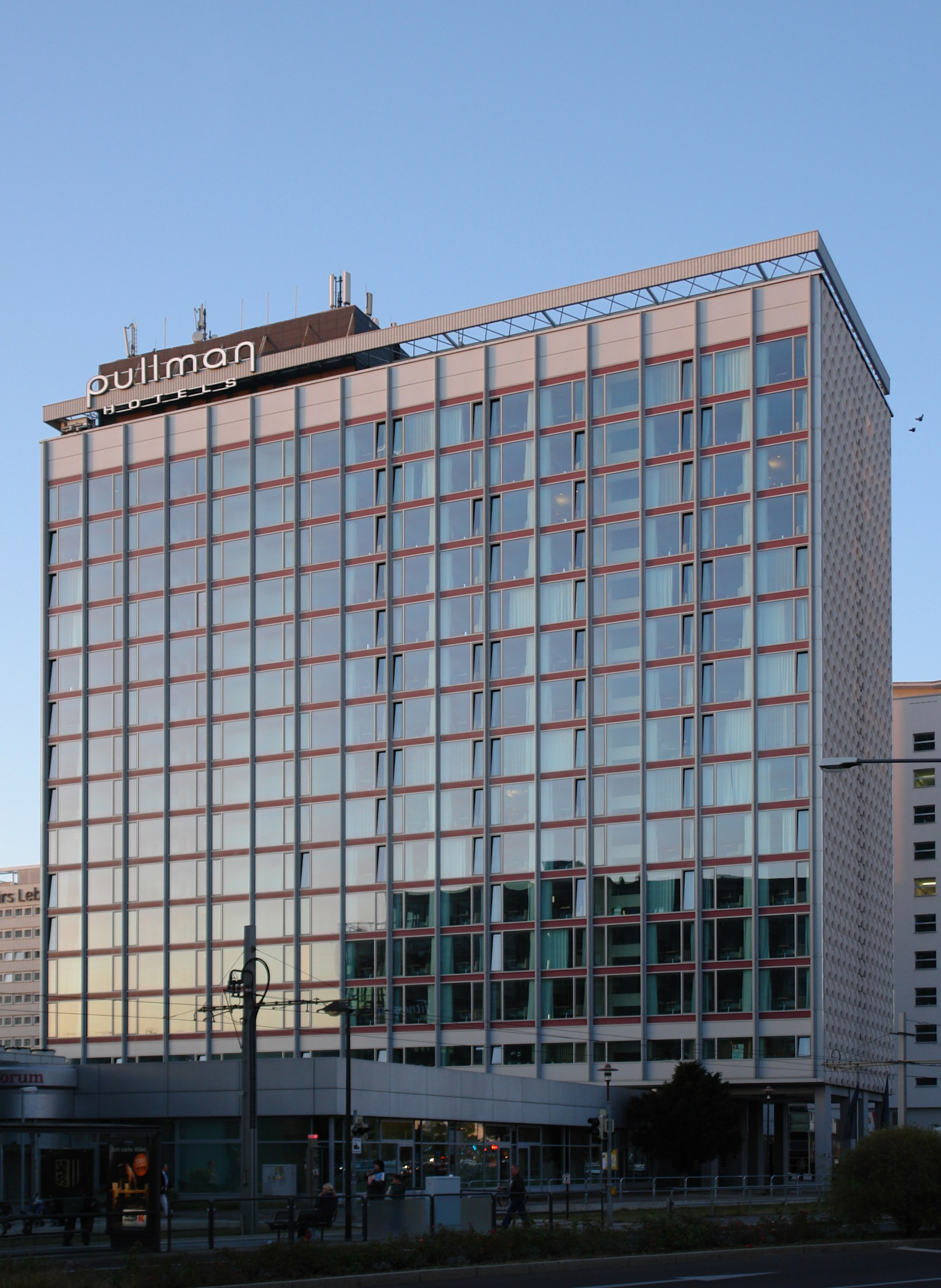 Mercure Hotel Dresden Elbpromenade De
