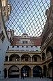 Dresden Lichthof Residenzschloss mit Glasdach.jpg
