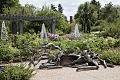Driftwood installation at the Denver Botanic Gardens in Denver, Colorado LCCN2015633609.tif