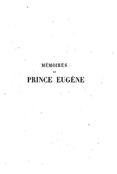 File:Du Casse - Mémoires et correspondance politique et militaire du prince Eugène, tome 4.djvu