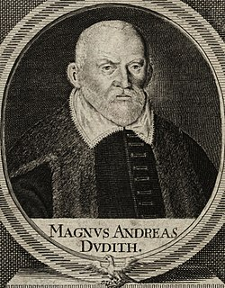 Andreas Dudith
