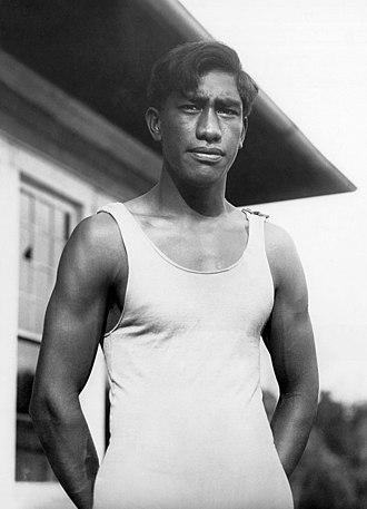 Duke Kahanamoku - Duke Kahanamoku c. 1912