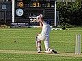 Dunmow CC v Felixstowe and Corinthians CC at Great Dunmow, Essex, England 067.jpg