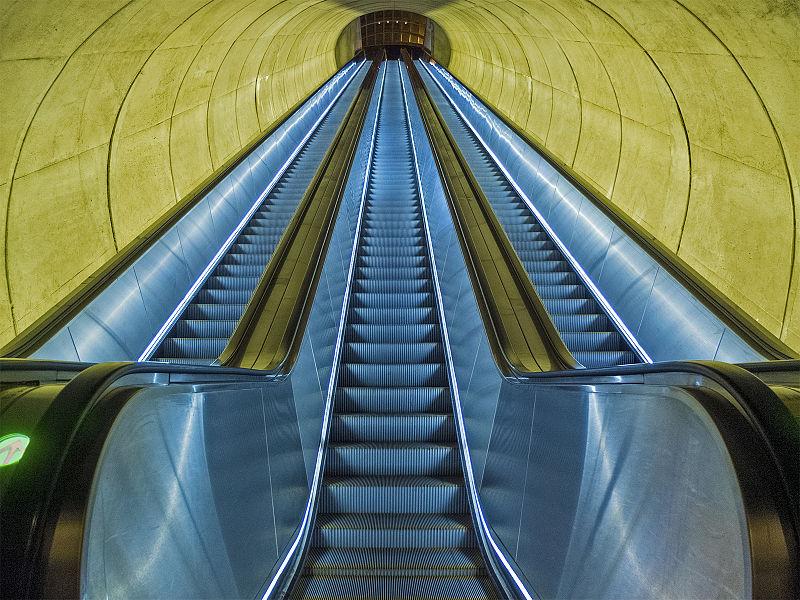 Dupont Circle Metro Escalators.jpg