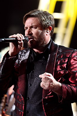 Simon le Bon in 2012