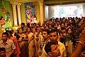 Durga Puja Spectators - Ekdalia Evergreen - Ekdalia Road - Kolkata 2014-10-02 8892.JPG
