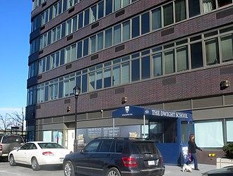 Dwight School - 433 West 66th Street