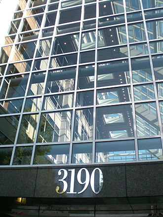 DynCorp - DynCorp's headquarters