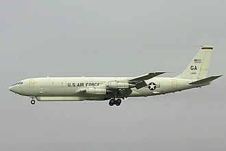 16th Airborne Command and Control Squadron - E-8C Joint STARS aircraft of the 461st Air Control Wing