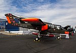 EGLF - North American Rockwell OV-10B Bronco - G-ONAA 99+18 (29920831758).jpg