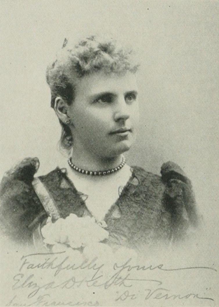 ELIZA D. KEITH A woman of the century (page 440 crop)
