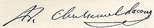 Paul-Armand Challemel-Lacour - Image: ETH BIB Paul Armand Challemel Lacour (1827 1896), Professor am eidg. Polytechnikum 1856 1859 Portrait Portr 05548.tif (cropped)(signature)