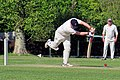 Eastons CC v. Chappel and Wakes Colne CC at Little Easton, Essex, England 25.jpg