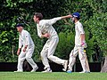 Eastons Cricket Club Sunday match, Little Easton, Essex, England 06.jpg