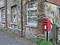 Ebbesbourne Wake, postbox No. SP5 267 - geograph.org.uk - 1030465.jpg