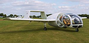 Edgley EA-7 Optica Scout Aircraft - Flickr - mick - Lumix.jpg