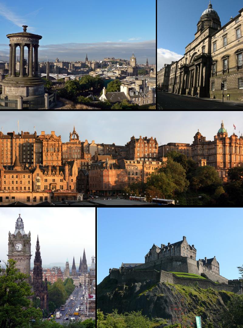 Edinburgh Council Tax New Home