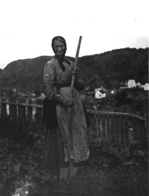 Edith Watson - Image: Edith Watson A Canadian Gardener at the edge of a Cape Breton village Touchstone v 1 394