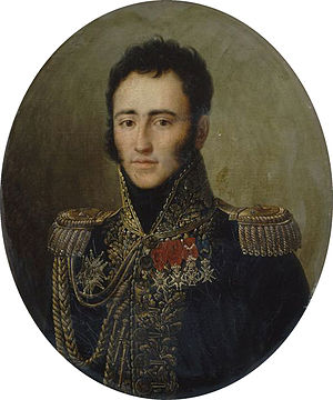 Edmond de Talleyrand-Périgord - Edmond de Talleyrand-Périgord by François-Joseph Kinson