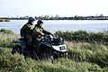 Eesti piirivalvurid ATV-l.jpg