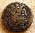 Egitto tolemaico, moneta in rame 01.JPG