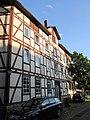 Ehemaliges Lagerhaus aus der Mitte des 19. Jh. - Eschwege Brückenstraße 17-Unter dem kleinen Wehr - panoramio.jpg