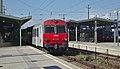 Eisenbahnstrecke, Wiener Vorortelinie - Teilbereich Heiligenstadt mit Station Heiligenstadt (52468) IMG 3091.jpg