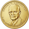 Eisenhower Presidential dollar