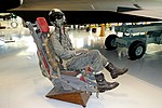 Ejection seat, Type C, Stanley Aviation Corporation - Evergreen Aviation & Space Museum - McMinnville, Oregon - DSC01047.jpg