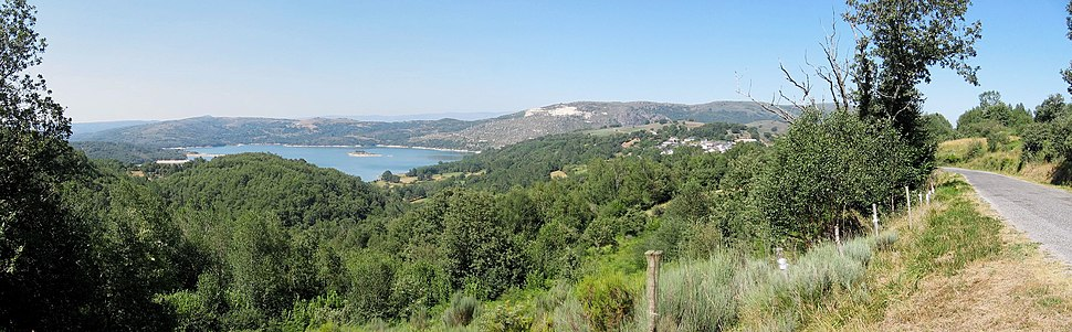 El Embalse de Prada - panoramio
