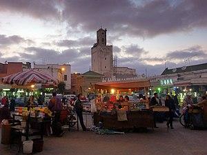 El Jadida - Market, El Jadida, 2012