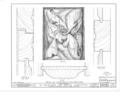 El Santuario del Senor Esquipula, Chimayo, Rio Arriba County, NM HABS NM,25-CHIM,1- (sheet 15 of 32).png