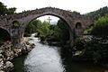 El puente romano de Cangas de Onís.jpg