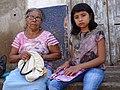 Elderly Woman and Girl - Matagalpa - Nicaragua (31336524430).jpg