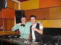 ElecDon im Hundertquadrat 2010 mit Rob Nunjes.jpg