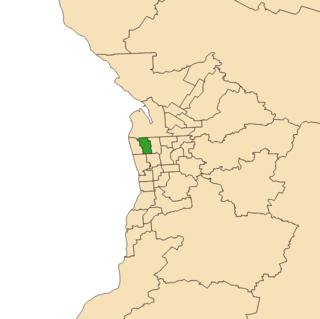 Electoral district of Cheltenham