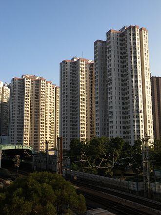 Public housing estates in Tai Po - Elegance Garden