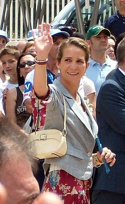 Elena de Borbón y Grecia