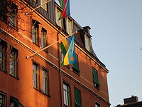 Embassy of Rwanda in Sweden.JPG