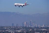 A6-EWJ - B77L - Emirates
