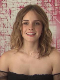 Emma Watson English actress
