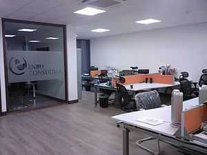 Priorswood - Embu Consulting one of the Tech Company - choose Dublin, Ireland as their HQ