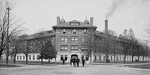 Julius Kahn (inventor) - School of Engineering (1905) at the University of Michigan (Ann Arbor)