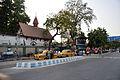 Entrance Area - Alipore Zoological Garden - Belvedere Road - Kolkata 2014-05-02 4772.JPG