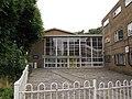 Entrance to Lansbury Lawrence School (geograph 4564618).jpg